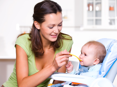 Commercial Baby Food May be Less Nutritious