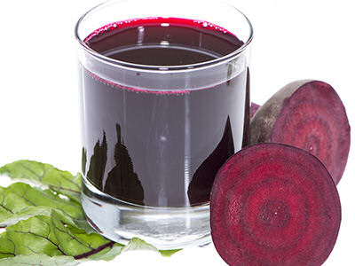 Pre-workout Beetroot Juice Boost