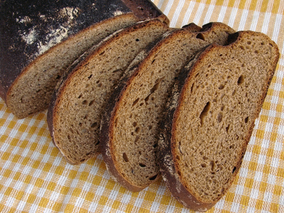Rye Bread – Powerful Metabolic Regulator