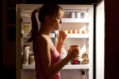 The Easiest Way to Lose Weight and Stop Night Cravings!