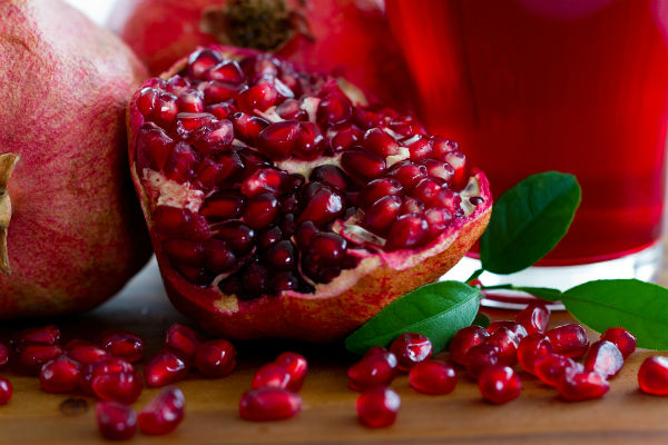 Pomegranate, Good for Whatever Ails You