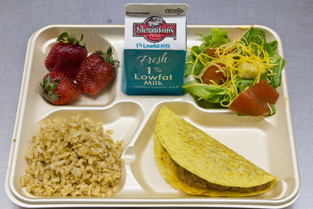 Waste Not? New Study on School Lunch Waste